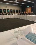 Delegates in NSW Parliament House meeting 10th August 2018