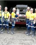 Underground Coal Miners